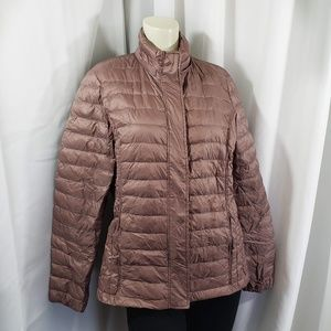 32 Degree Heat Puffer Jacket  Size Large